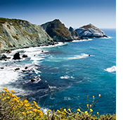 Monterey and Big Sur biking photo
